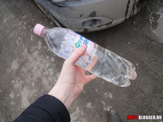 """""""полторашка"""" с водой"""