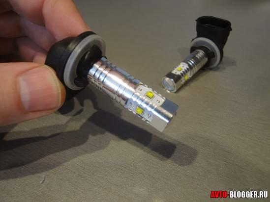противотуманные лампы H27