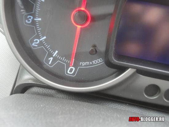 RPM x 1000 (показатель)