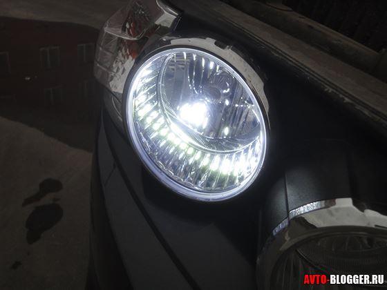 Проверка лампы