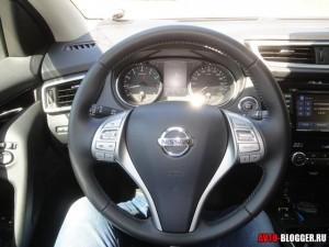 Мультируль Nissan Qashqai