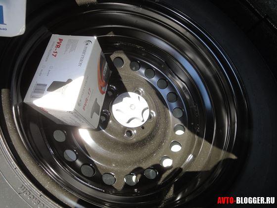 запасное колесо, фото 2