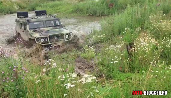 В болотах