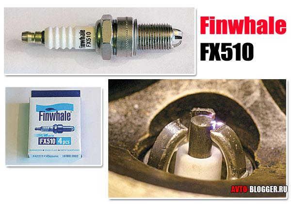 Finwhale FX510