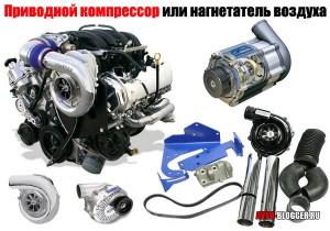 Приводной компрессор