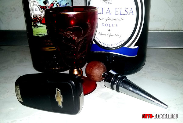 бутылка и ключ