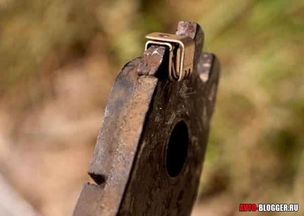скрипуны на колодках