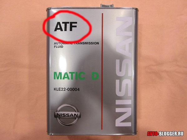 аббревиатура ATF