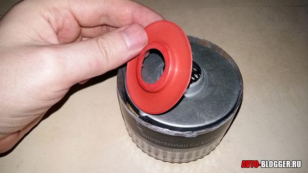 обычный антидренажный клапан
