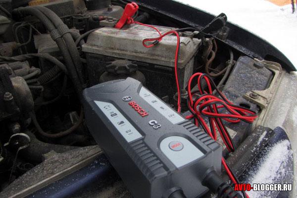 автоматическое зарядное устройтсво