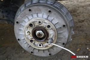 алюминиевые тормозные диски