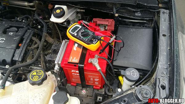 Необслуживаемая батарея