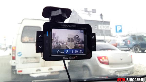 Режим видео