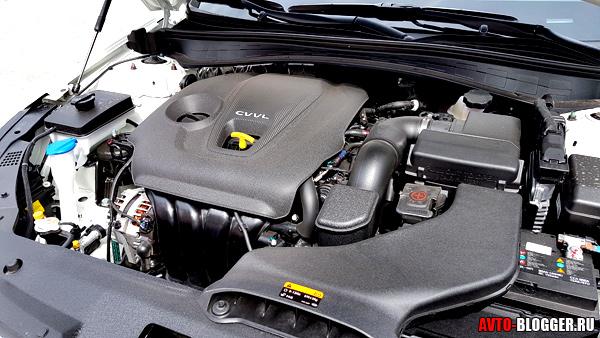 Гарантия на двигатель