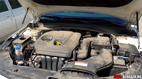 Мотор 2,0 литра