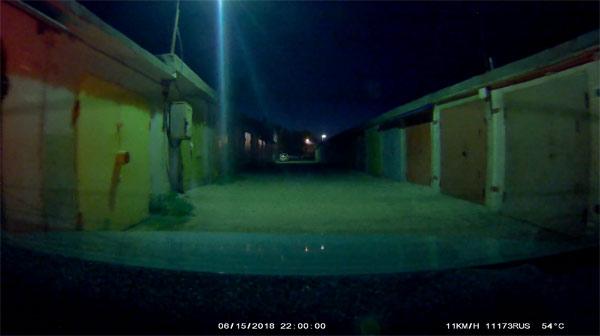 Задняя камера - плохое освещение
