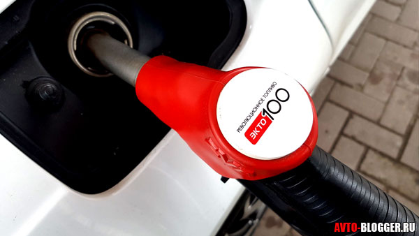 100-й бензин