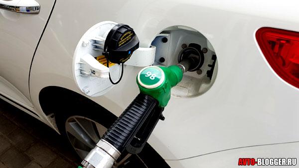 98 бензин