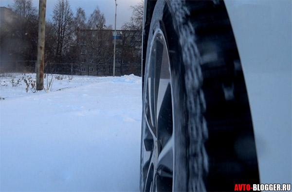 Проходимость по снегу