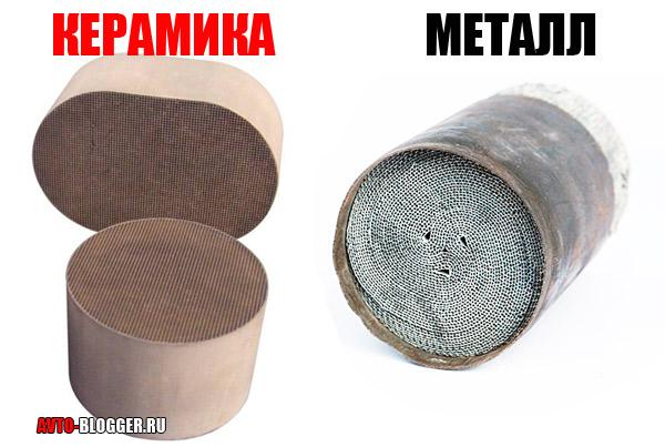 Металл или керамика