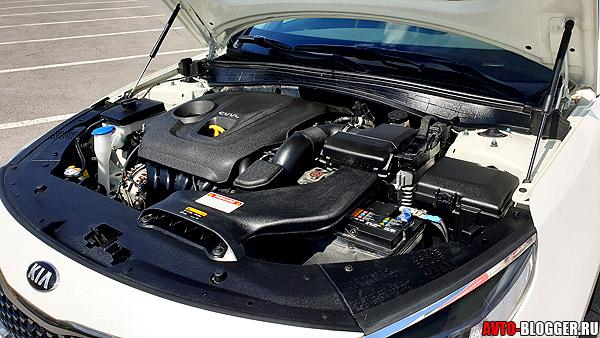 Чистый двигатель