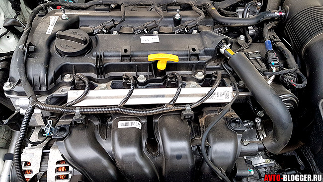 Современный мотор