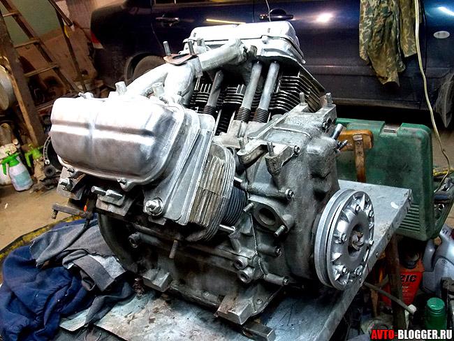 Двигатель ЗАЗ