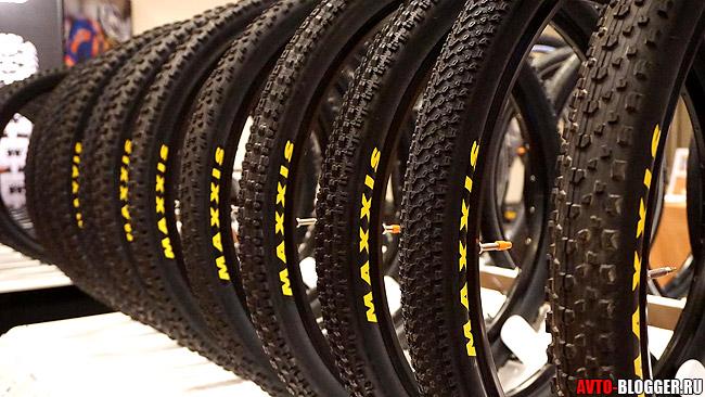Шины для велосипедов