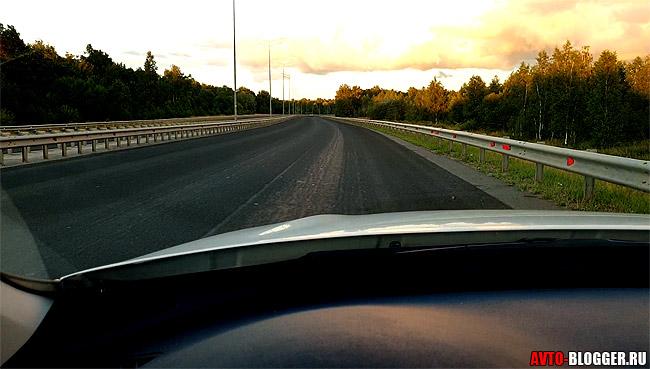 Трасса 3 - 4 км